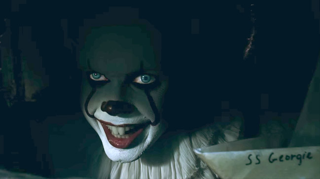 how bill skarsgard came up with pennywise voice