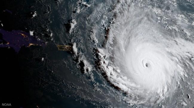 hurricane irma satellite