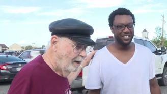 Good Samaritan From Atlanta Drives 89-Year-Old Man 1,000 Miles Back Home To Texas After Harvey