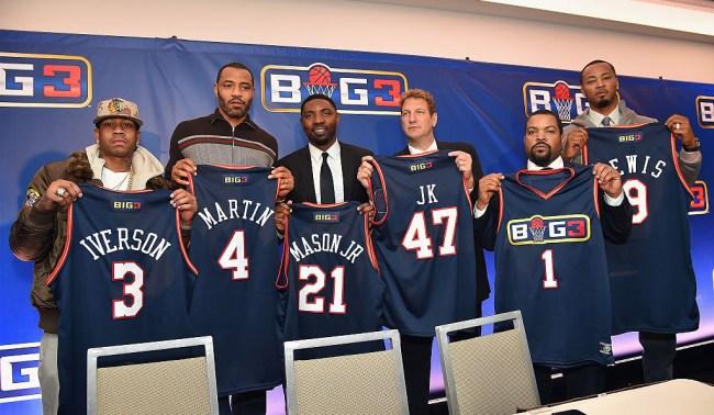 ice cube big3 basketball league lawsuit 250 million