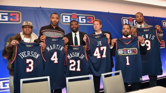 Ice Cube's BIG3 League Hit With $250 Million Lawsuit For Allegedly Stealing Players And Ideas