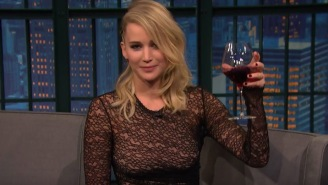 Jennifer Lawrence Got Into A Drunk Bar Fight In Budapest After A Guy Said 'F–k You' To Her