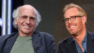 This Story Joe Buck Told About Hanging Out With Larry David At Erin Andrews' Wedding Is Awesome