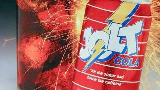 Get Your Defibrillator And Insulin Ready Because Jolt Cola Is Coming Back Baby!