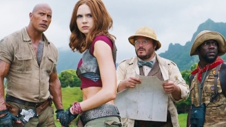 The Newest Trailer For The 'Jumanji' Sequel Just Dropped