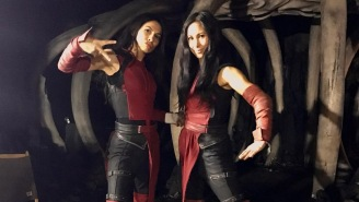 The Stunt Double For Elektra On 'The Defenders' Is Someone You Should Be Following On Instagram