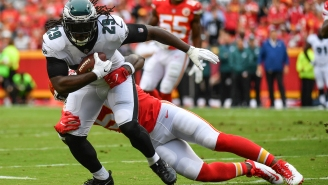 LeGarrette Blount Snaps Back At Disgruntled Fantasy Football Owners After Another Bad Game