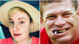 Lena Dunham Tweets She's 'Horny For Baseball Players,' Starting Twitter War With Lenny Dykstra