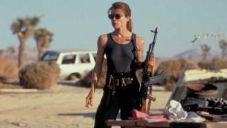 James Cameron, Schwarzenegger And Linda Hamilton All Coming Back For New 'Terminator' Movie