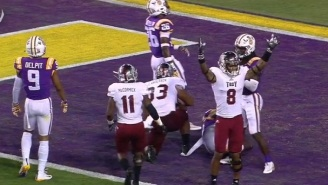 Troy Savagely Trolls LSU On Twitter After Big Upset Win
