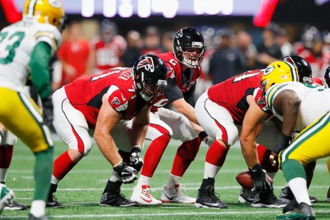 Matt Ryan Navy Seals-Style Training Falcons