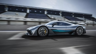 FIRST LOOK: Mercedes-Benz AMG Project ONE Is An F1-Inspired Road Demon That Melts Roads