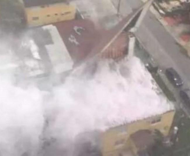 Miami Roof Hurricane Irma