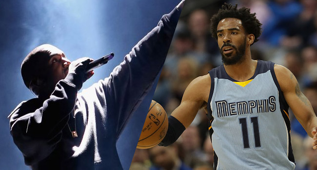 mike conley story kanye west call