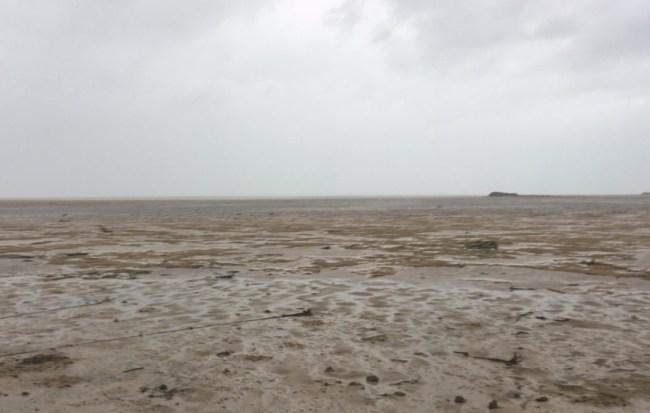 Ocean Dry In Bahamas