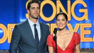 Packers Fans Are Losing It, Now Say Aaron Rodgers Sucks Because Of 'The Curse Of Olivia Munn'