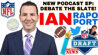 DEBATE THE SLATE: Ian Rapoport Calls Into The Podcast To Chat Sources, Seinfeld, Saving Alabama Football, And More!