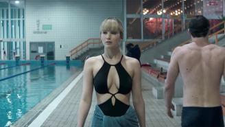 Jennifer Lawrence Is A Seductive Femme Fatale In Russian Spy Movie 'Red Sparrow'