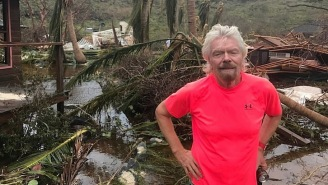 Richard Branson Shared Photos Of The Devastation Wreaked On The Caribbean By Hurricane Irma