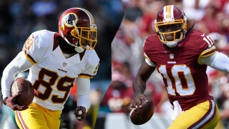 RG3 And Santana Moss Are In The Midst Of A Major Beef: 'To Openly Lie About Me Is A Betrayal'