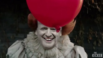 Someone Created A Parody Of The 'IT' Trailer Starring Roger Goodell As Pennywise And It's Great