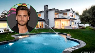 Live Like The Lord! You Can Now Rent Scott Disick's Baller Bachelor Pad For Just $60K A Month