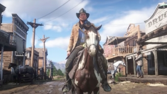 The New Trailer For 'Red Dead Redemption 2' Is Finally Here