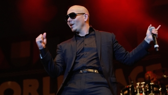 Pitbull's Sending His Own Plane To Puerto Rico To Evacuate Cancer Patients And Now I Have To Like Pitbull