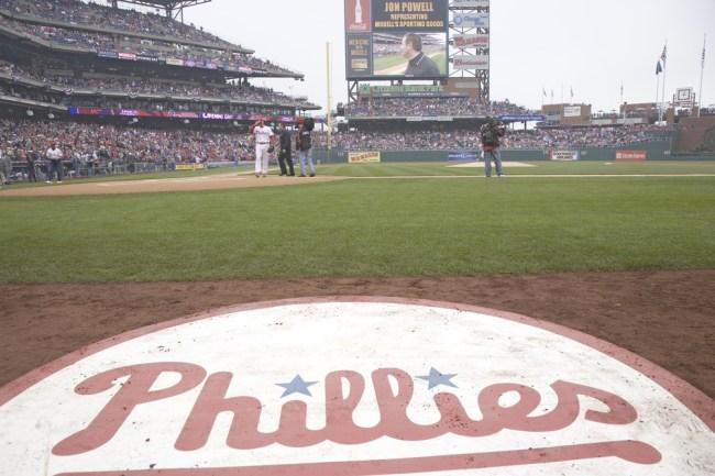 Philadelphia Phillies Citizens Bank Park