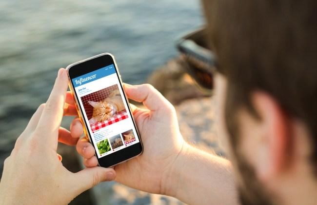 social media influencer Instagram