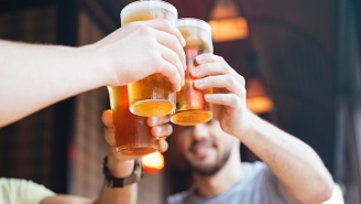 New Study Claims Drinking Beer Might Make You A Happier Person
