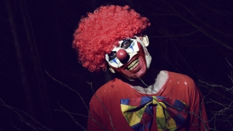 A Texas Bakery Is Using Creepy Clowns To Deliver Donuts To People