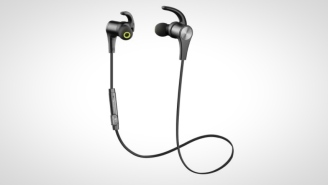 SoundPEATS Bluetooth In-Ear Wireless Earbuds With Magnetic Locking Are Only $19.99 Right Now