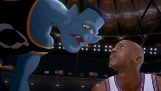 You Will Never Look At 'Space Jam' The Same After Revisiting This Eery Scene Of NBA Suspending Season