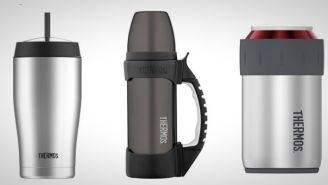 There Is A Huge Sale On Thermos Stainless Steel Tumblers, Koozies And So Much More