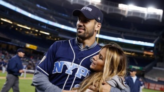 Eric Decker's Wife Claims The Tennessee Titans Tricked Her Husband Into Protesting The National Anthem
