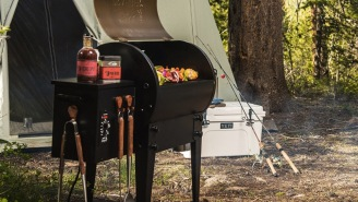 GEAR REVIEW: The Traeger Tailgater Will Have You Cooking Like A Seasoned BBQ Pitmaster