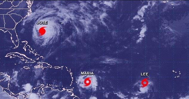 Tropical Storms Atlantic Hurricanes