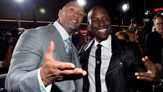 Tyrese Claims That He's Broke, Blames 'The Rock' For His Money And Family Problems During Instagram Meltdown