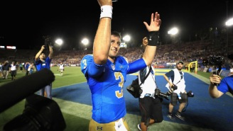 UCLA's Epic Game-Winning TD Probably Shouldn't Have Counted, Definitely Should Have Been Reviewed