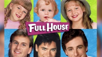 Get Ready To Have Your Mind Blown By This Crazy 'Full House' Theory About Uncle Joey