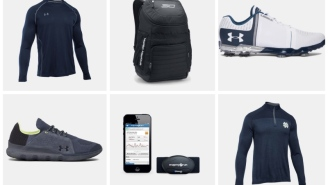Under Armour Is Having A MASSIVE Pre-Black Friday Sale (30% Off) On Hundreds Of Items