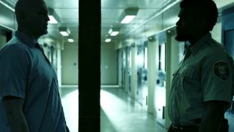 Vince Vaughn Is Unrecognizable In Gritty 'Brawl In Cell Block 99' Trailer And Beats Up A Car