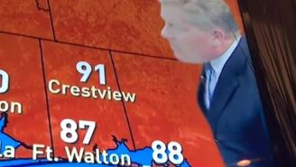 Weatherman Passes Gas During Live Broadcast