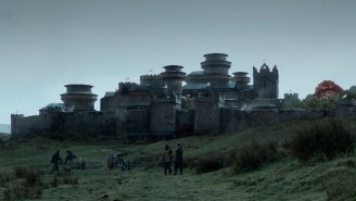 Does This 'Game Of Thrones' Set Change Tease Huge Battle Coming To Winterfell In Season 8?
