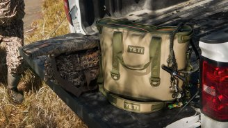 The Yeti Cooler You've Had Your Eye On All Year Is 50% Off Right Now
