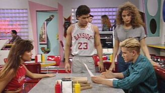 A 'Saved By The Bell' Restaurant Is Opening In Los Angeles