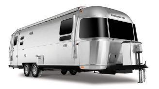 Would You Travel Across The Country In This Brand New European-Styled Airstream RV?