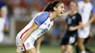 Alex Morgan Issues Apology For What Cops Reported Being 'Impaired And Verbally Aggressive'