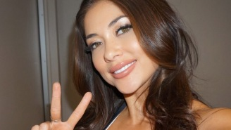 UFC Octagon Girl Arianny Celeste Is Also A Singer? Yes, She Is, And A Pretty Darn Good One Too